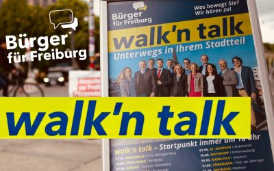 Walk'n Talk in Littenweiler