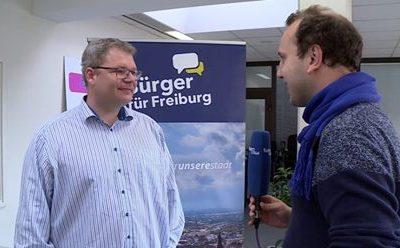 Baden TV Süd Interview